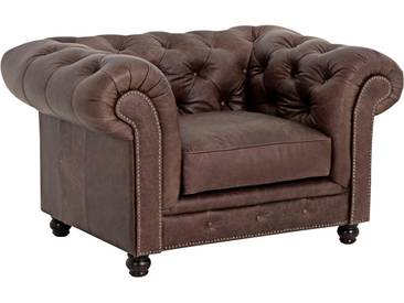 Max Winzer Chesterfield-Sessel Old England