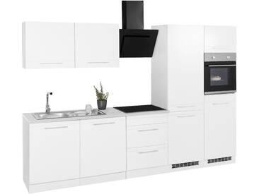 HELD MÖBEL Küchenzeile Mito ohne E-Geräte Breite 300 cm