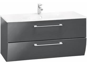 MARLIN Waschtisch Sola 3130 Breite 100 cm vormontiert