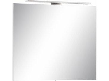 MARLIN Spiegel Sola 3130 mit LED-Beleuchtung Breite 80 cm