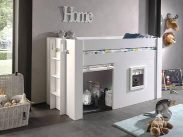 Etagenbett Umbaubar In 2 Einzelbetten : Relita stefan etagenbett buche weiß möbel letz ihr online shop