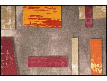 Teppich, »Abstract Clay«, Salonloewe, rechteckig, Höhe 7 mm,...