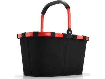 reisenthel® Einkaufskorb red/black, »carrybag frame«