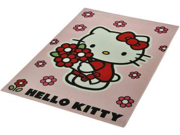 Kinderteppich, »Hello Kitty - Flower«, Hello Kitty,...