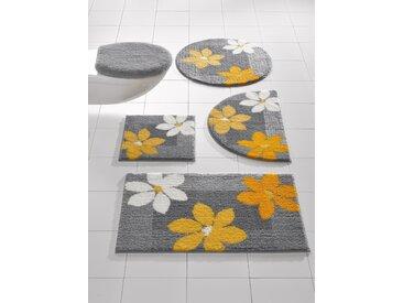 GRUND Badgarnitur im Blumen-Design