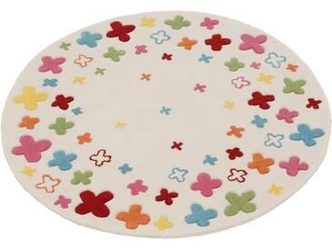 Kinderteppich, »Bloom Field«, Esprit, rund, Höhe 10 mm,...