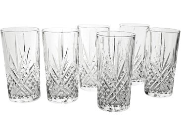 "Luminarc Longdrinkglas ""Eugene"" (6-tlg)"