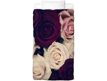 Bettwäsche »Rose Bouquet«, Juniqe