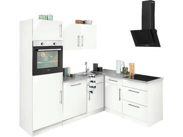 wiho Küchen Winkelküche Cali ohne E-Geräte Stellbreite 230 x...