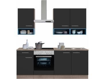 OPTIFIT Küchenzeile ohne E-Geräte,»Korfu« Breite 210 cm