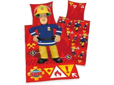 Kinderbettwäsche »Feuerwehrmann«, Feuerwehrmann Sam