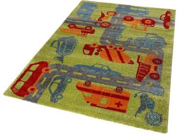 Kinderteppich, »Traffic«, Sigikid, rechteckig, Höhe 13 mm,...