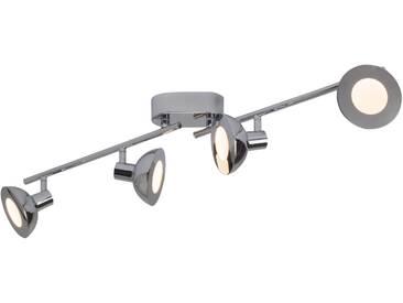 AEG Titania LED Spotrohr 4flg chrom