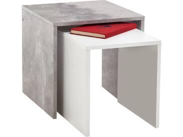 FMD Furniture Beistelltisch-Set »Bornholm«