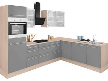 OPTIFIT Winkelküche Winkelküche Mit E Geräten Stellbreite 285.
