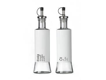 Ritzenhoff & Breker Essig- und Ölflasche, 2er Set, 320 ml,...