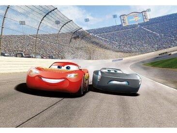 Komar Fototapete Disney Cars3 Curve 368/254 cm
