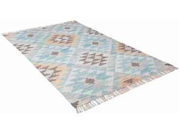 Orientteppich, »Check Kelim«, Tom Tailor, rechteckig, Höhe 5...