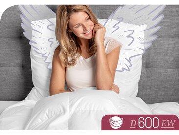 Gänsedaunenbettdecke D600 Schlafstil extrawarm Füllung: 100%...