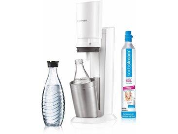 "SodaStream Wassersprudler ""Crystal 20"" (1 Wassersprudler 1..."