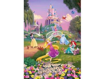Komar Fototapete Disney Princess Sunset 184/254 cm
