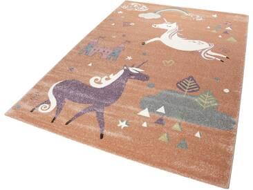 Kinderteppich, »Sunny Unicorn«, Esprit, rechteckig, Höhe 13...