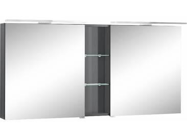 MARLIN Spiegelschrank Sola 3130 mit LED Beleuchtung Breite 140...