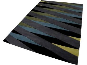 Teppich, »Lamella«, Esprit, rechteckig, Höhe 10 mm, handgetuftet