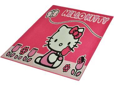Kinderteppich, »Hello Kitty - Schmetterling«, Hello Kitty,...