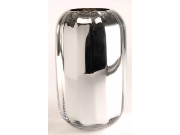 Home affaire Vase silber »Shine III«