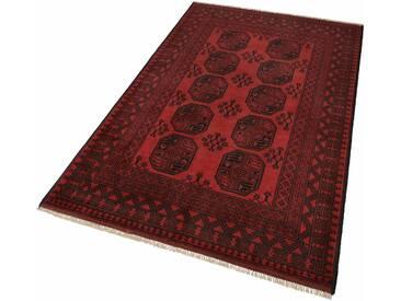 Orientteppich, »Afghan Aktsche«, Parwis, rechteckig, Höhe 15...