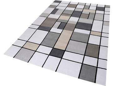 Teppich, »Buttons«, Esprit, rechteckig, Höhe 10 mm, handgetuftet