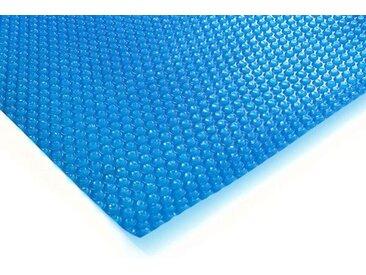 Zelsius - Blaue Solarfolie f�r Swimming Pool 8x5 m, 400�