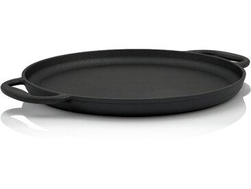 BBQ-Toro Gusseisen Grillpfanne � 35 cm - Servierpfanne, Grillplatte