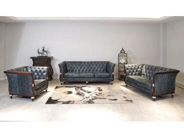 xl luxus chesterfield oxford sofort lieferbar sofagarnitur 3 2 1 sonderpreis