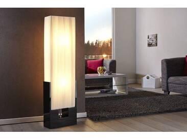 Exclusive Design Stehlampe LIANA in weiß