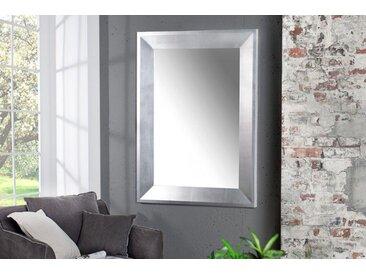 Eleganter Design Spiegel BRILLADO 110x80cm silber