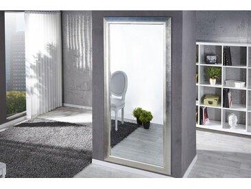 Design Wandspiegel ESPEJO 180x85cm silber Standspiegel