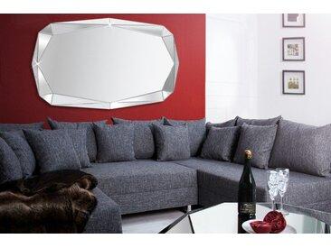 Design Spiegel DIAMOND 120x85cm Facettenschliff Diamant