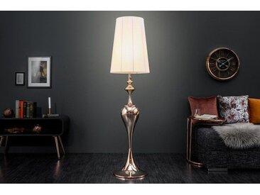 Edle Design Stehleuchte LUCIE 160cm roségold Barock Stil Stehlampe