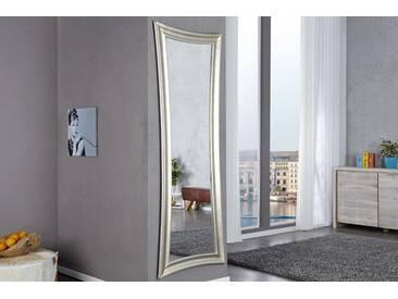 Eleganter Wandspiegel EXTRAVAGANZIA 180x60cm silber antik