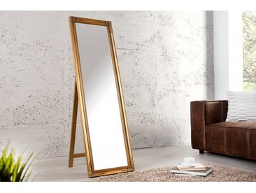 Design Standspiegel VERSAILLES 160x45cm gold Barockstil