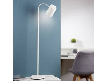 Moderne Philips myLiving Stehleuchte Himroo in weiß - Moderne Stehlampe - EEK A++ [A++ bis E]
