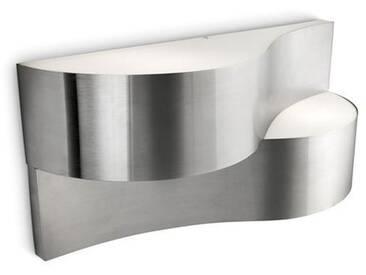 Designer ES-Wandaußenleuchte Oriole mit massivem Edelstahl Gehäuse - Wand- & Deckenleuchte - EEK A [A++ bis E]
