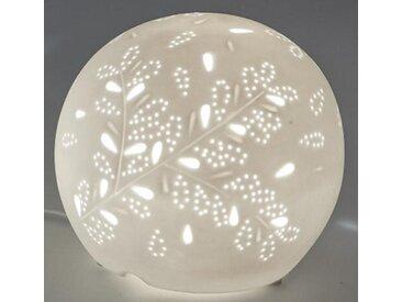 formano Lampe Kugel twist Ranke, 16 cm
