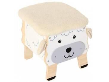 Spielzeugkiste/Hocker Schaf