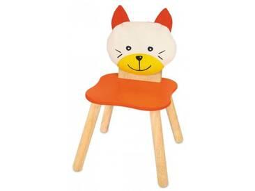 Kinderstuhl Katze