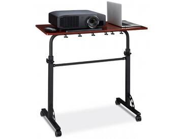 Laptoptisch Premium Pult XXL Farbe: Rot