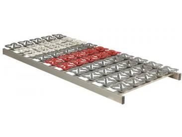 Teller Lattenrahmen fest mit Schulter Comfort Zone (Größe: 100 x 200 cm)