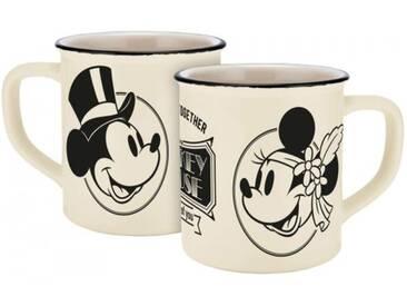 Tasse Disney Mickey&Minnie Vintage Forever, 1 Stück